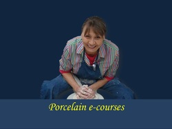 Antoinette presents online porcelain workshops